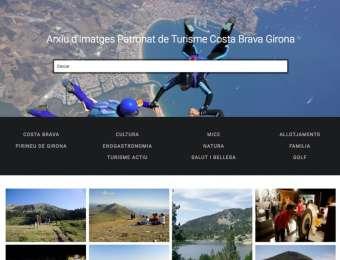 Arxiu d'imatges del Patronat de Turisme Costa Brava Girona